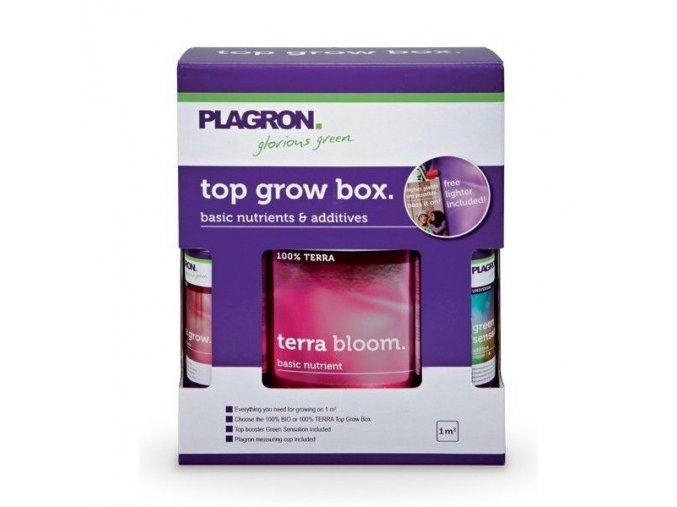 Plagron Top Grow Box Terra 1,4l