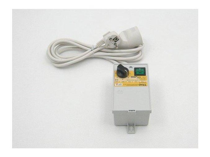 Transformátorový regulátor otáček 200W