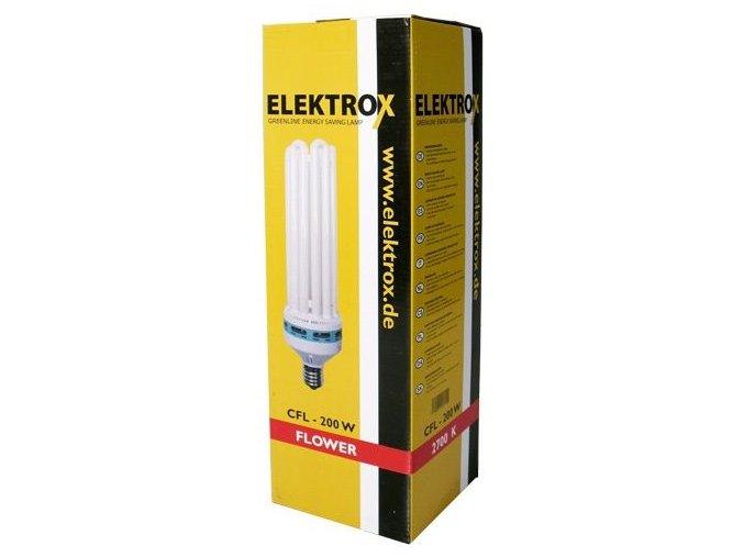 Lampa Elektrox 200W, Květ