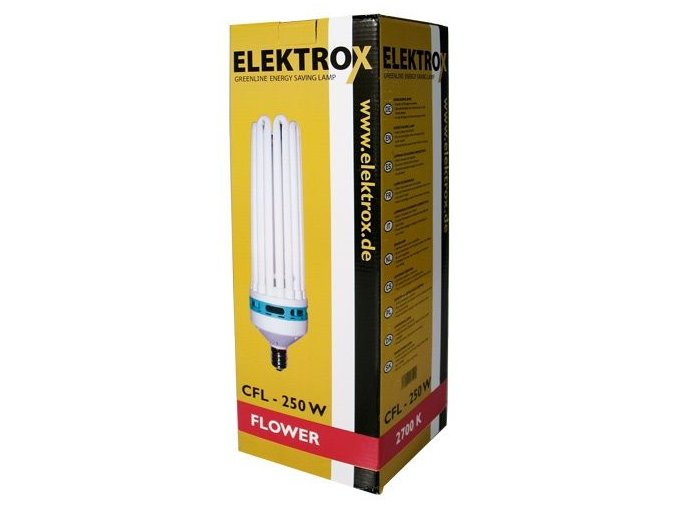 Lampa Elektrox 250W, Květ