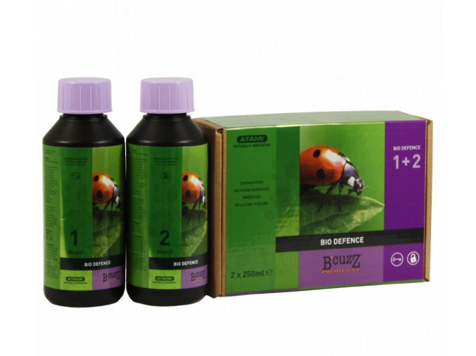 Atami B´cuzz Bio Defence 1+2 - 250ml