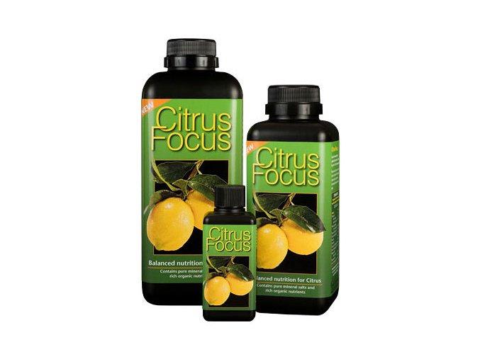 Growth Technology Citrus Focus