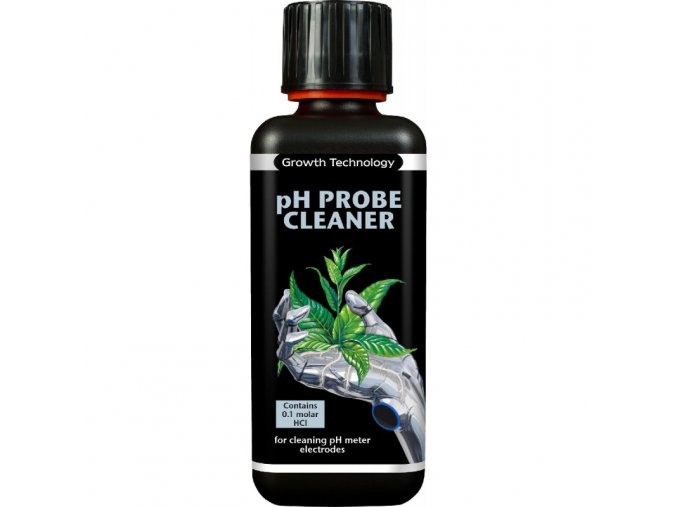 growth technology ph probe cleaner 300ml hcl