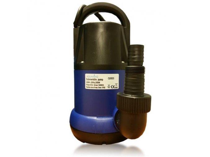 aquaking q5503 7000 lhr high pressure sump pump Img Principale 27327