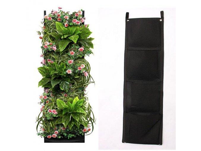 Vertikální květináč ProPot Wall 4