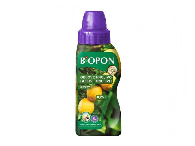 hnojivo biopon na citrusy gelove 250ml original