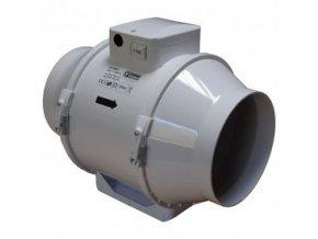 ventilator do potrubi dalap ap 160 s vypinacem
