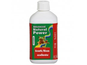 Natural Power Growth/Bloom Excellerator 500ml