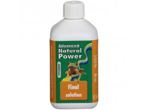 Natural Power Final Solution 500ml