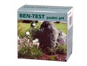 ben test pudni ph