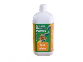 Natural Power Final Solution 1l