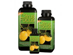 Growth Technology Citrus Focus