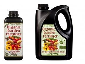 Organické zahradní hnojivo