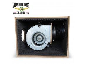 Ventilátor MDF Softbox, 500 m3/h