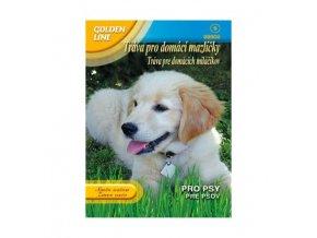 seminka trava pro psy