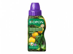 hnojivo biopon na citrusy gelove 250ml original