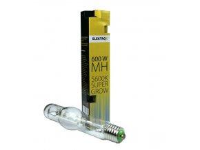 Výbojka Elektrox Super Grow 600W MH