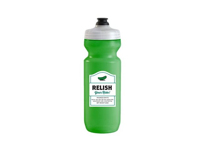spurcycle relish your ride water bottle