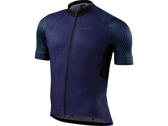 Specialized Rbx Pro Jersey SS 2018 blue