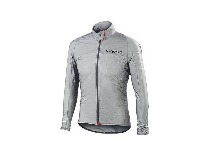 Specialized Deflect SL Pro Rain Jacket Light Grey