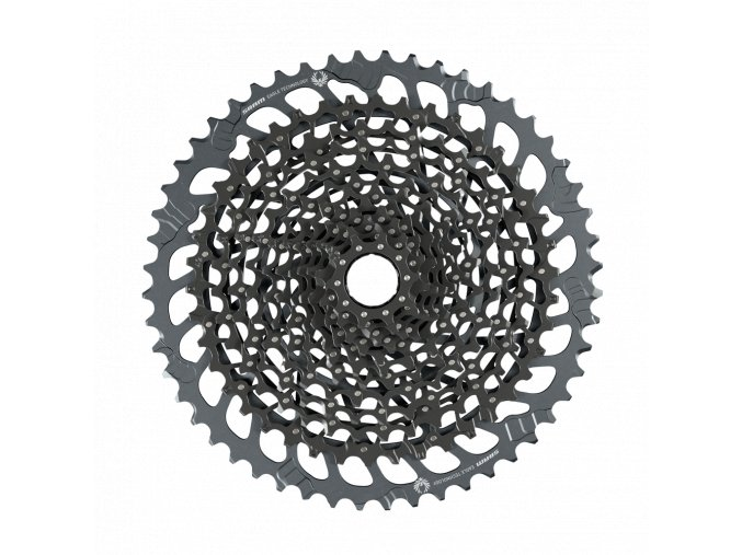 Sram Am CS XG 1275 Eagle 10-52T BLK
