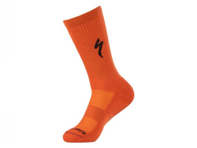 Specialized Techno MTB Tall Sock Redwood