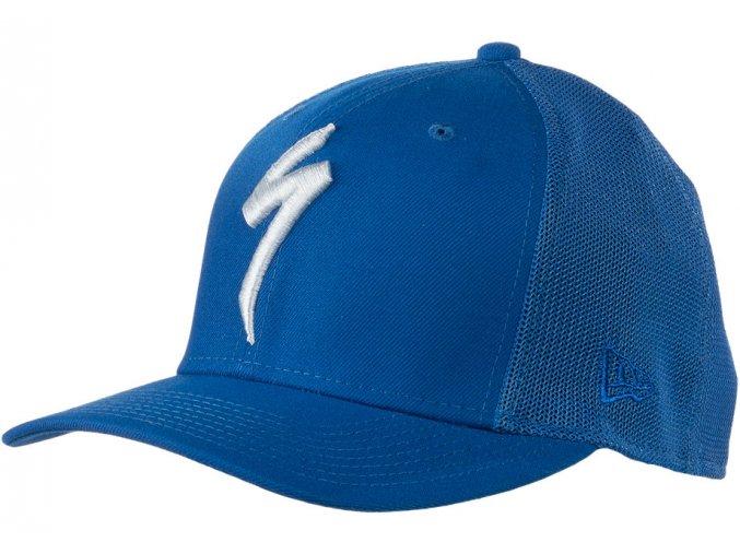 Specialized New Era Trucker Hat S-Logo Blue