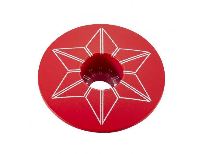 star capz powder coated red powder coated