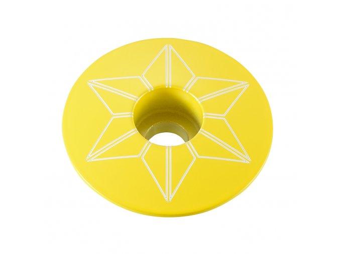 star capz powder coated tdf yellow powder coated