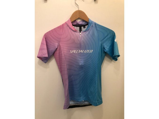 Specialized SL Air Jersey Blue/Pink Wmn 2021