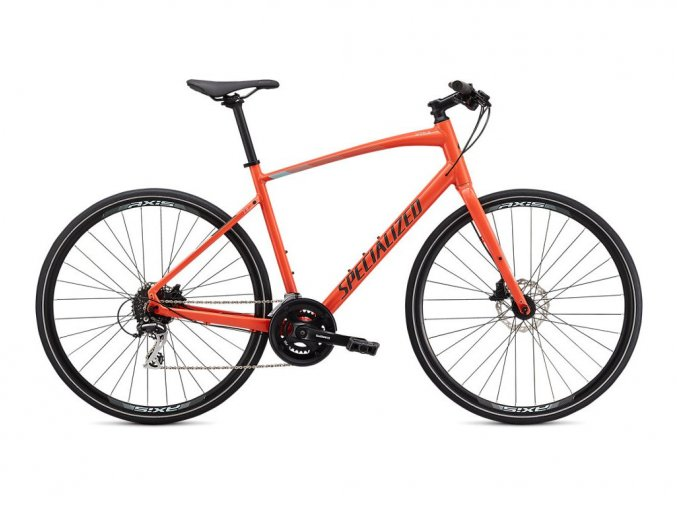 Specialized Sirrus 2.0 2021  Gloss Vivid Coral/Summer Blue/Satin Black