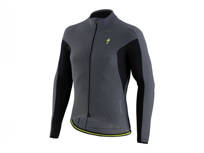 Specialized Therminal SL Expert LS Jersey Grey