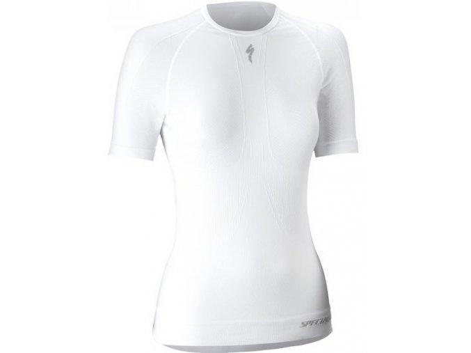 Specialized Underwear Pro Seamless Short Sleeve White Wmn