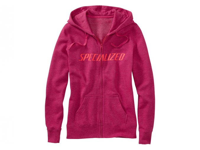 Specialized Podium Hoodie Berry