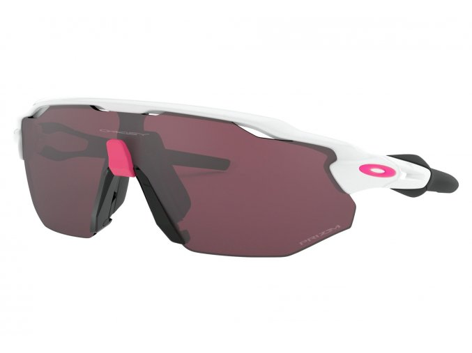 Oakley Radar EV Advancer White/Prizm Road Black