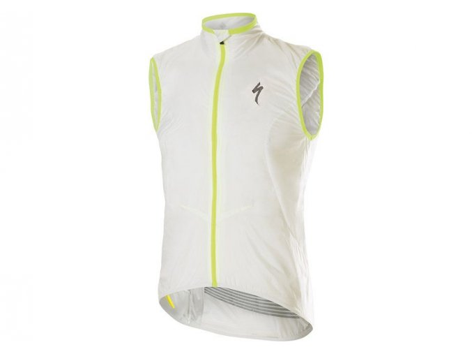 Specialized Deflect Comp Vest Wht