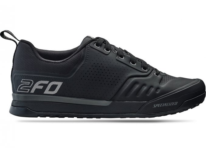 61118 644 SHOE 2FO FLAT 2 0 MTB BLK HERO