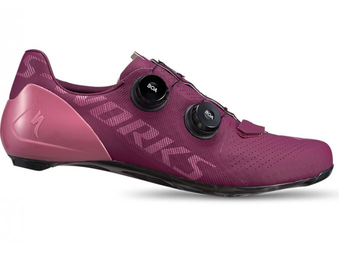 Specialized S-Works 7 Road Cast Berry