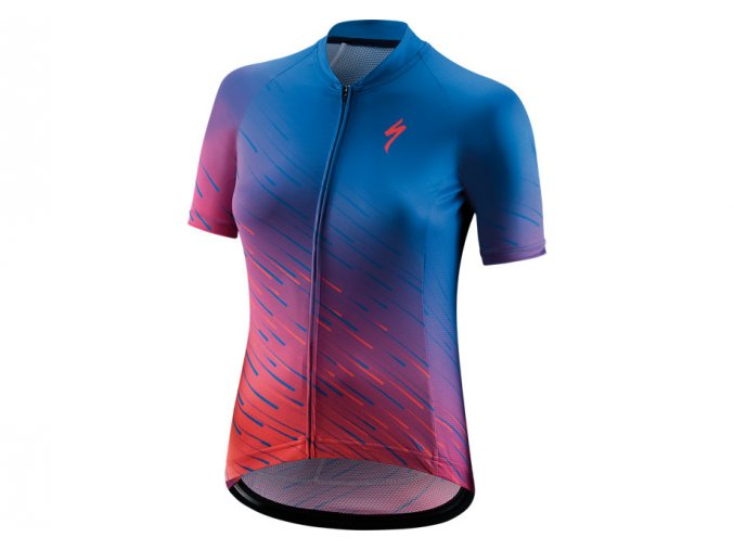 Specialized SL Jersey Wmn Blue/Pink