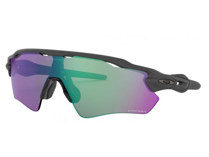 Oakley Radar EV Path Steel/Prizm Road Jade