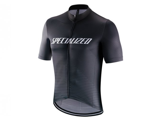 Specialized Rbx Comp Logo Team Jersey Blk 2020