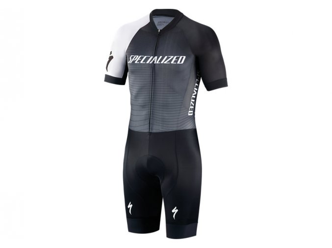 Specialized SL Air Skinsuit Blk/Wht 2020