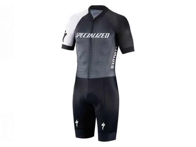 Specialized SL Air Skinsuit Blk/Wht 2020