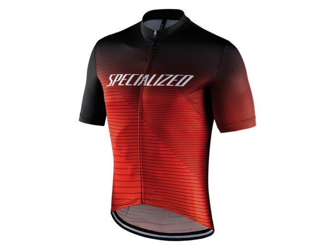Specialized Rbx Comp Logo Team Jersey Red 2020