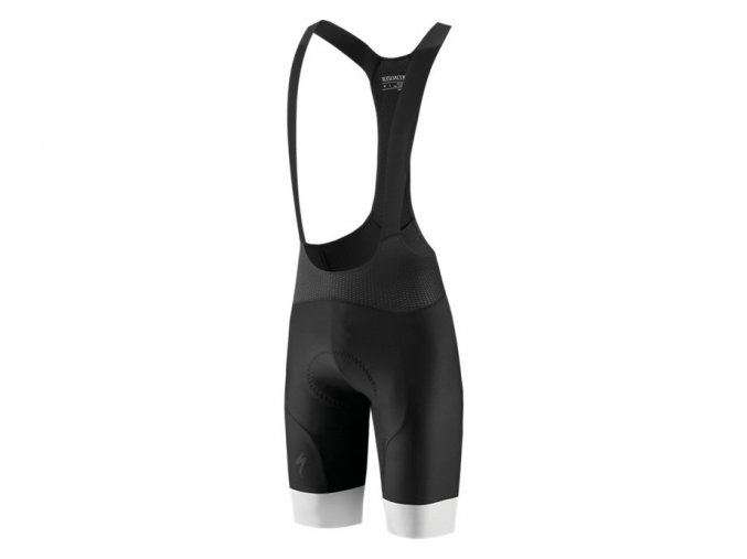 Specialized SL R Bib Short Wht 2020