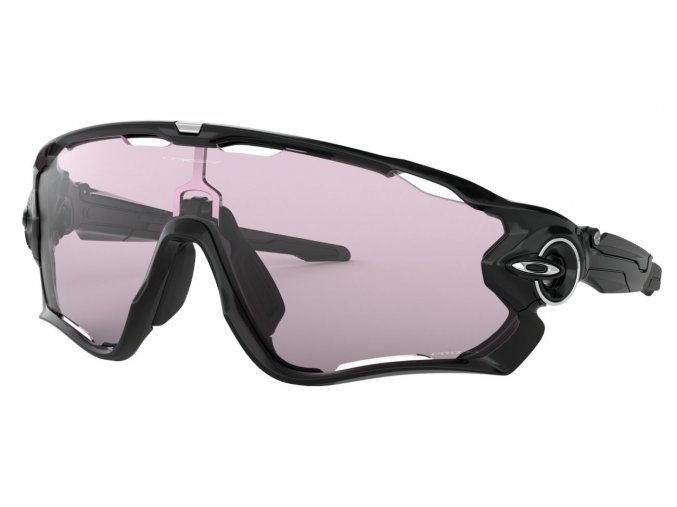 Oakley Jawbreaker Polished Black/Prizm Low Light