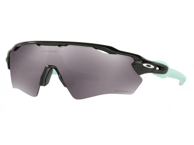 Oakley Radar EV XS Path Polished Black/Prizm Black Iridium