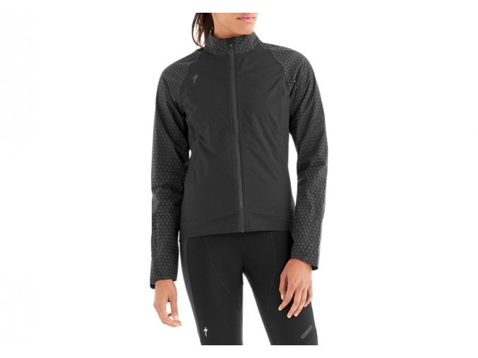 Specialized Deflect Reflect H2O Jacket Wmn Blk