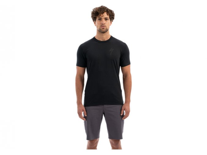 Specialized Tee Blk 2020