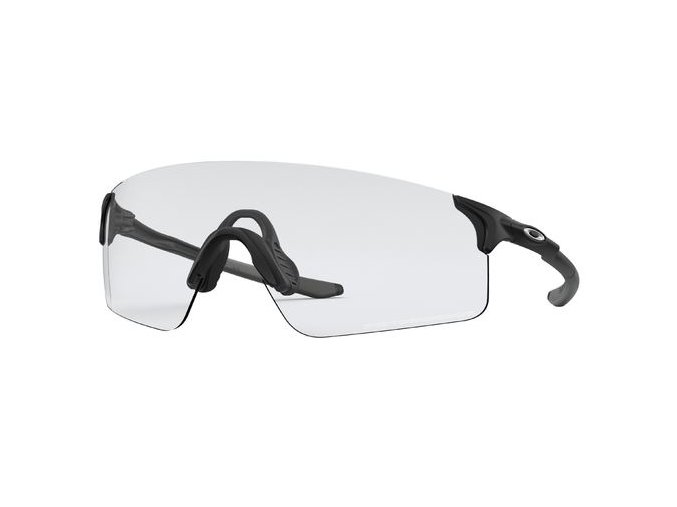Oakley Evzero Blades Matte Black/Clear Black Iridium Photochromic